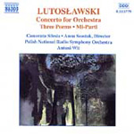 Lutoslawski: Orchestral Works, Vol 5 (CD)