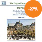 Dupré: Organ Works, Vol. 1 (CD)