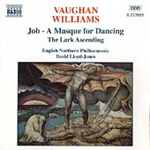 Vaughan Williams: Job; The Lark ascending (CD)