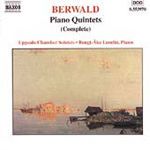 Berwald: Complete Works for Piano Quintet (CD)