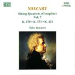 Mozart: String Quartets, Vol. 7 (CD)