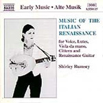 Songs of the Italian Renaissance (CD)