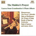 The Maiden's Prayer - Leaves from Grandmother's Piano Album (CD)