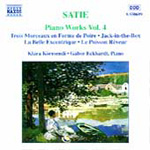 Satie: Piano Works, Vol. 4 (CD)