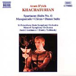 Khachaturian: Ballet Music (CD)