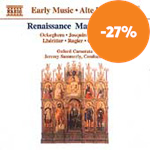 Renaissance Masterpieces (CD)