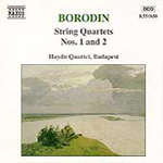 Borodin: String Quartets (CD)