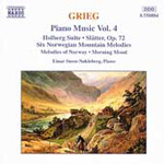 Grieg: Piano Works, Vol. 4 (CD)