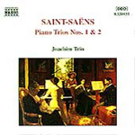 Saint-Saëns: Piano Trios (CD)