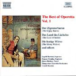 The Best of Operetta, Volume 1 (CD)