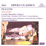 Produktbilde for Puccini: Turandot (CD)