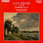 Weyse: Symphonies Nos 4 and 5 (CD)