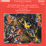 Frounberg: Orchestral Works (CD)