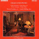 Cello and Piano Works (CD)