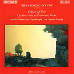 Niels Rosing-Schow: Echoes of Fire (CD)