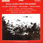 Gudmundsen-Holmgreen: Orchestral Works (CD)