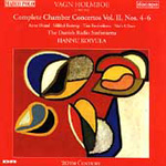 Holmboe: Chamber Concertos, Vol. 2 (CD)
