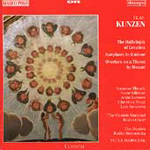 Kunzen: Choral & Orchestral Works (CD)