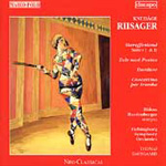 Riisager: Orchestral Works (CD)