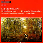 Nielsen: Symphony No 1; From the Mountains (CD)