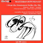 Ronnefeld: Chamber & Vocal Works (CD)