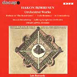 Borresen: Orchestral Works (CD)