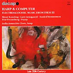Harp & Computer - Electroacoustic Music from DIEM III (CD)