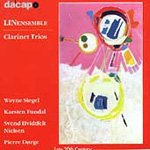 Danish Clarinet Trios (CD)