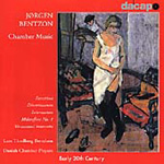 Bentzon: Chamber Music (CD)