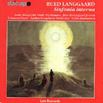 Produktbilde for Langaard: Sinfonia interna (CD)