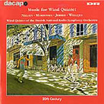 Danish Wind Quintets (CD)