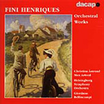 Henriques: Orchestral Works (CD)