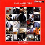 Pade: Symphonie Magnétophonique; Face It (CD)