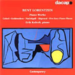 Lorentzen: Piano Works (CD)