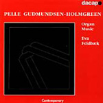 Gudmundsen-Holmgreen: Organ Works (CD)