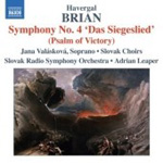 Brian: Symphonies Nos 4 and 12 (CD)