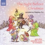 The Night before Christmas (CD)