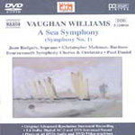 Vaughan Williams: A Sea Symphony (DVDA)