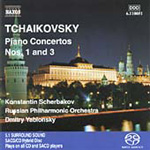 Tchaikovsky: Piano Concertos Nos 1 and 3 (SACD)