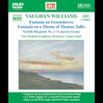 Vaughan Williams: Orchestral Favourites (DVDA)