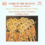 Faire is the Heaven (CD)