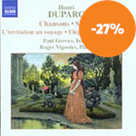 Produktbilde for Duparc: Songs (CD)
