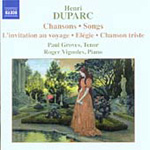 Duparc: Songs (CD)