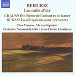 Berlioz; Chausson; Dukas: Works for Voice and Orchestra (CD)