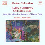 Ricardo Cobo - Latin American Guitar Music (CD)