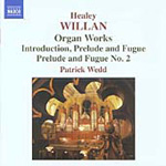 Willan: Organ Works (CD)