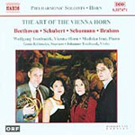The Art of the Vienna Horn (CD)