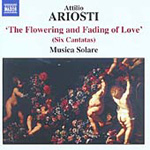 Ariosti: The Flowering and Fading of Love (CD)