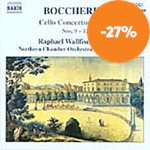 Boccherini: Cello Concertos, Vol 3 (CD)