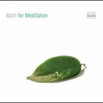 Bach for Meditation (CD)